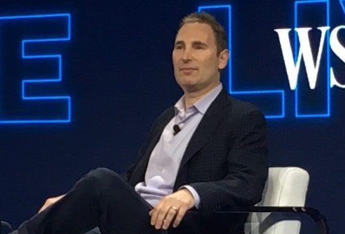 Andy Jassy - CEO of AWS