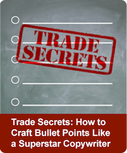 The secret to writing successful bullet points