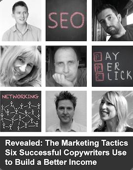 Six UK copywriters give their views on marketing