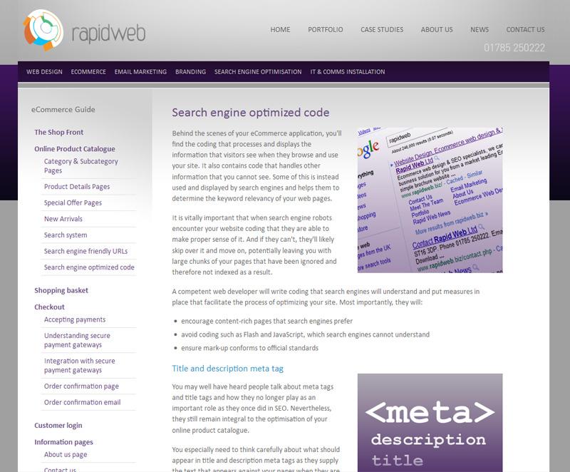Online Portfolio, Website Copywriter, Write Online
